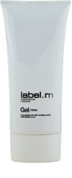 label.m Create gel de par fixare medie