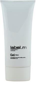 label.m Create hajzselé közepes fixálás