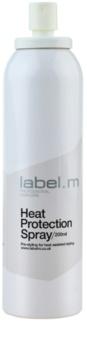 label.m Create spray de proteção para finalização térmica de cabelo