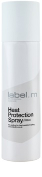 label.m Create spray protector protector de calor para el cabello
