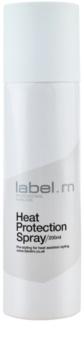 label.m Create spray protector protector de calor para el cabello