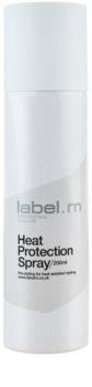 label.m Create προστατευτικό σπρέι για θερμική επεξεργασία μαλλιών