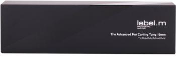label.m Electrical The Advanced Pro Curling Tong 19 mm kodralnik za lase
