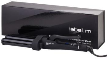 label.m Electrical The Advanced Pro Triple Barrel Waver 25 mm kodralnik za trojne kodre