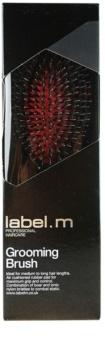 label.m Brush Grooming spazzola per capelli