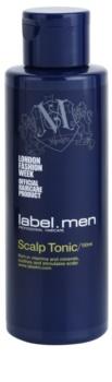 label.m Men tónico capilar