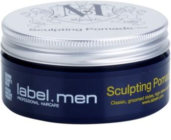 label.m Men tvarujúca pomáda na vlasy