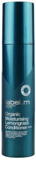 label.m Organic odżywka odżywiająca do włosów suchych