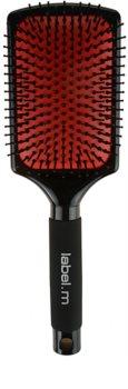 label.m Brush Paddle escova de cabelo