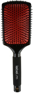 label.m Brush Paddle kefa na vlasy