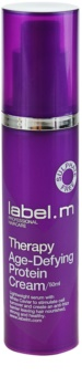 label.m Therapy  Age-Defying cuidado en crema sin aclarado para cabello