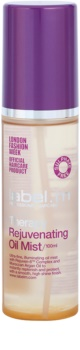 label.m Therapy  Rejuvenating aceite rejuvenecedor para cabello con aceite de argán