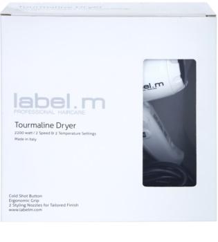 label.m Tourmaline Dryer fén na vlasy