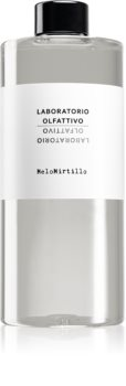 Laboratorio Olfattivo MeloMirtillo nadomestno polnilo za aroma difuzor + nadomestne paličice za aroma difuzorje 500 ml