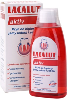 Lacalut Aktiv enjuague bucal