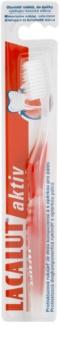 Lacalut Aktiv escova de dentes soft