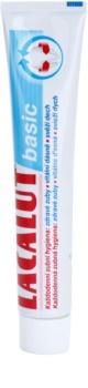 Lacalut Basic Paste für gesunde Zähne und Zahnfleisch