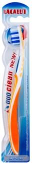 Lacalut Duo cepillo de dientes medio