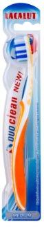 Lacalut Duo szczoteczka do zębów medium