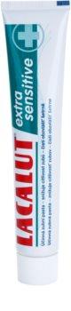 Lacalut Extra Sensitive dentífrico para dentes sensíveis
