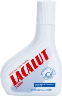 Lacalut Fresh Elixir bocal concentrado para hálito fresco