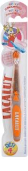 Lacalut Junior zubní kartáček pro děti extra soft