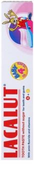 Lacalut Junior Pasta de dinti pentru copii. fara zahar