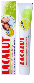 Lacalut Junior zubní pasta pro období výměny mléčných zubů za trvalé