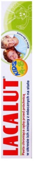 Lacalut Junior Toothpaste For The Period Of Milk To Permanent Teeth Exchange
