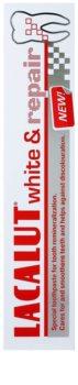 Lacalut White & Repair dentifrice pour restaurer l'émail dentaire