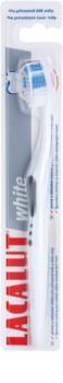 Lacalut White zubní kartáček soft
