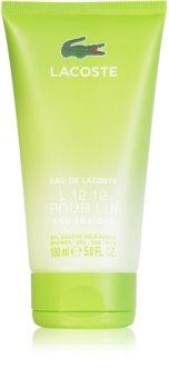 Lacoste Eau de Lacoste L.12.12 Eau Fraiche sprchový gel pro ženy 150 ml