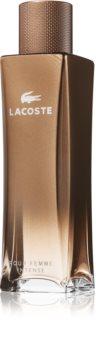 Lacoste Pour Femme Intense eau de parfum per donna 90 ml