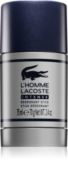 Lacoste L'Homme Lacoste Intense Deodorant Stick for Men 75 ml