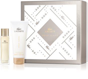 Lacoste Pour Femme poklon set XII. za žene