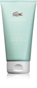 Lacoste Eau de Lacoste L.12.12 Pour Elle Natural gel za prhanje za ženske 150 ml