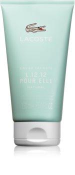 Lacoste Eau de Lacoste L.12.12 Pour Elle Natural sprchový gél pre ženy 150 ml