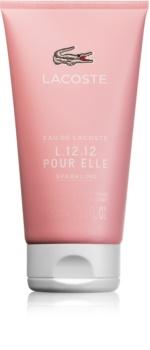 Lacoste Eau de Lacoste L.12.12 Pour Elle Sparkling Duschgel für Damen 150 ml