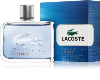 Lacoste Essential Sport Eau de Toilette voor Mannen 125 ml