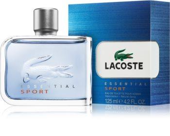 Lacoste Essential Sport toaletní voda pro muže 125 ml