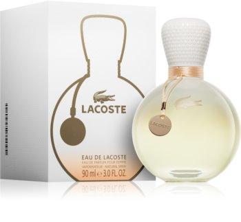 e2df10cbd0bf9 Lacoste Eau de Lacoste Pour Femme, Eau de Parfum para mulheres 90 ml ...