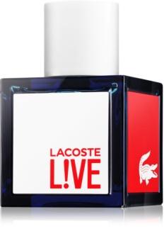 Lacoste Live Eau de Toilette para homens 40 ml