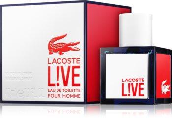 Lacoste Live Eau de Toilette for Men 40 ml