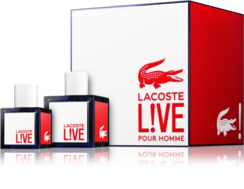 Lacoste Live zestaw upominkowy II.