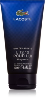 Lacoste Eau de Lacoste L.12.12 Magnetic Douchegel voor Mannen 150 ml
