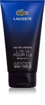 Lacoste Eau de Lacoste L.12.12 Magnetic gel doccia per uomo 150 ml