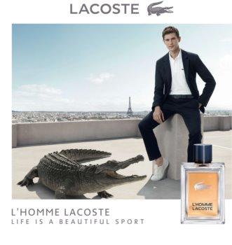 Lacoste L'Homme Lacoste Eau de Toillete για άνδρες 100 μλ