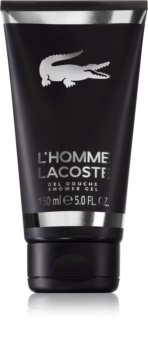 Lacoste L'Homme Lacoste tusfürdő férfiaknak 150 ml