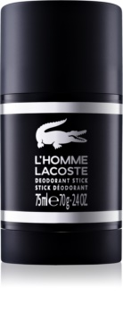 Lacoste L'Homme Lacoste desodorizante em stick para homens
