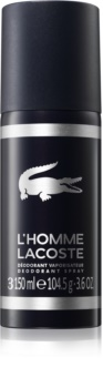 Lacoste L'Homme Lacoste дезодорант-спрей для чоловіків 150 мл